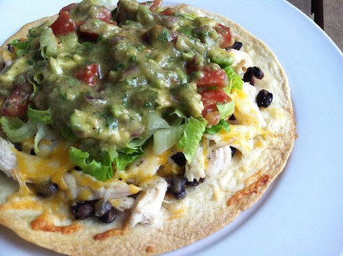 Chicken Tostada 2