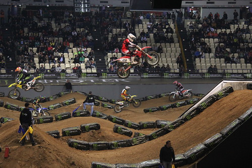 Athens Supercross 2012