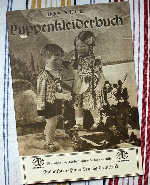 Das neue Puppenkleiderbuch für Hans & Ilse
