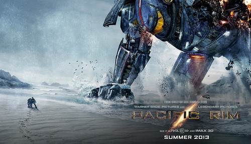 Pacific Rim Poster Watch Now latest Movie Trailer