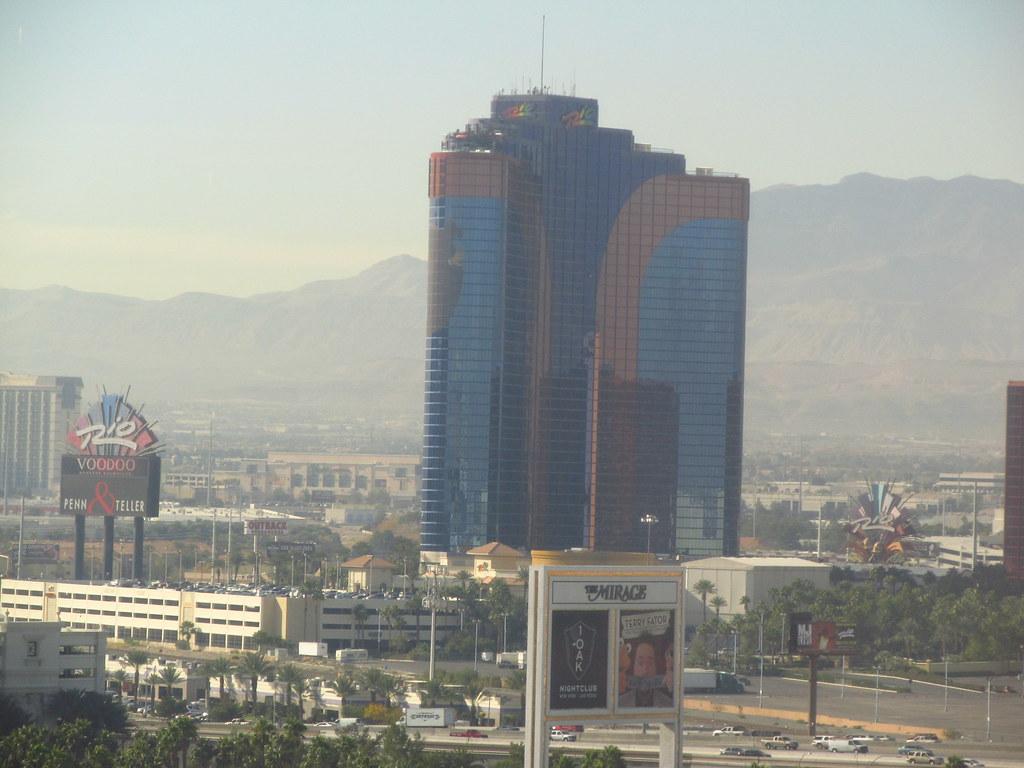 Rio Hotel and Casino, Las Vegas.