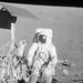 Small photo of Apollo 12 - Alan Bean and Surveyor