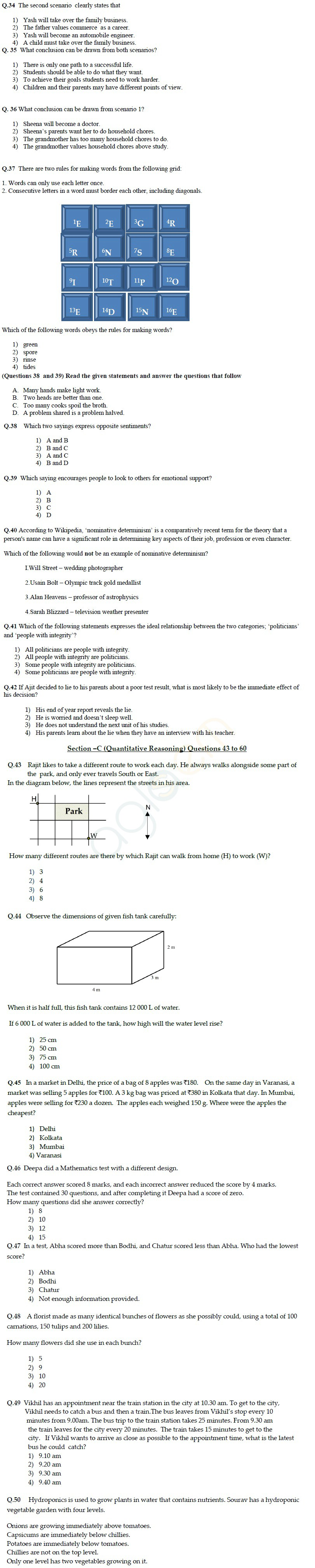 Help with papers solutions pdf 2014