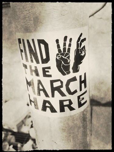 """Find the March Hare"""