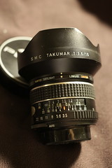 TAKUMAR SMC 15mm/f 3.5 (Aspherical)