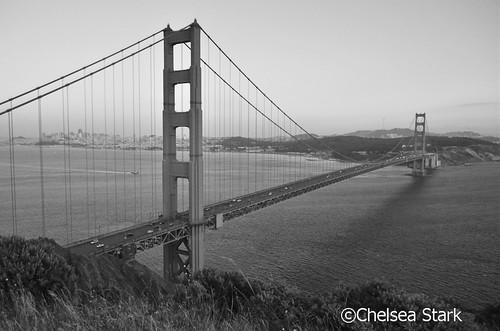 Golden gate Bridge ©ChelseaStark http://www.chelseastarkphotography.com by chelseastarkphotography.com