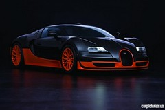 model car(0.0), automobile(1.0), bugatti(1.0), vehicle(1.0), performance car(1.0), automotive design(1.0), bugatti veyron(1.0), land vehicle(1.0), supercar(1.0), sports car(1.0),