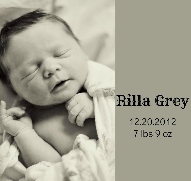 Rilla Grey