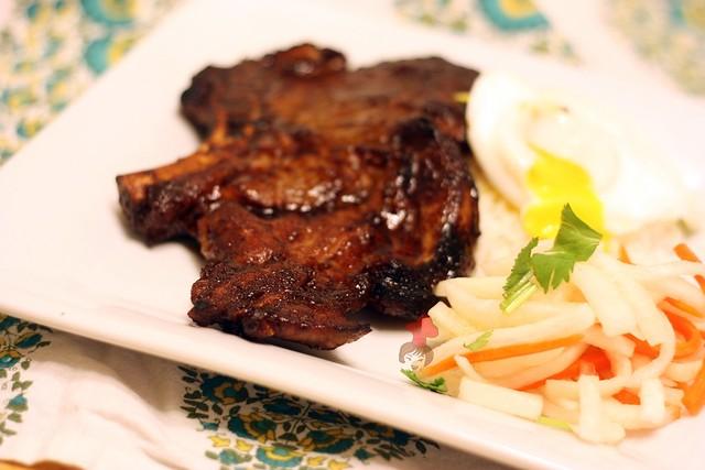 越式烤豬排 Vienamese Grilled Porkchop 10