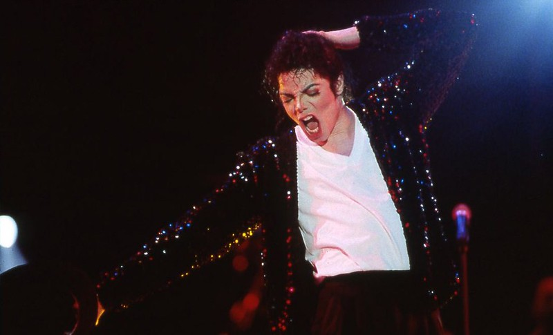1996/1997 - History Tour, Billie Jean