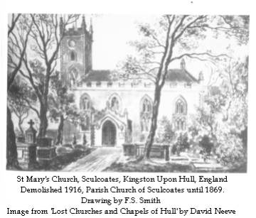 St Marys Church Sculcoates