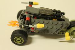 LEGO Teenage Mutant Ninja Turtles Stealth Shell in Pursuit (79102)