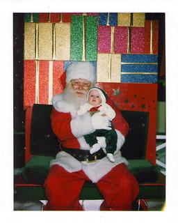 Christmas with Santa — 1997a