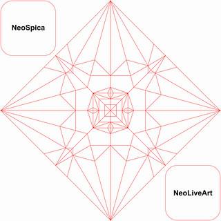 3D Star New Design / Estrella 3D Nuevo Diseño (CP)
