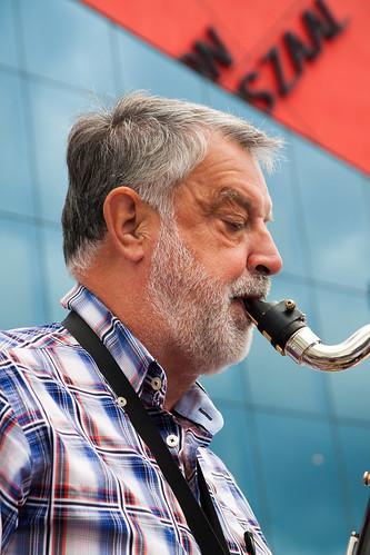 saxofoon by hans van egdom