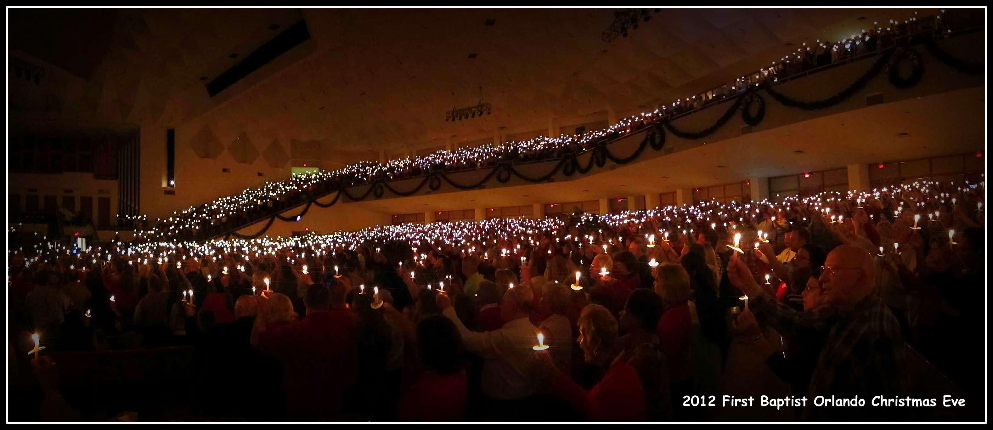 First Baptist of Orlando Christmas Eve Service | Flickr - Photo ...
