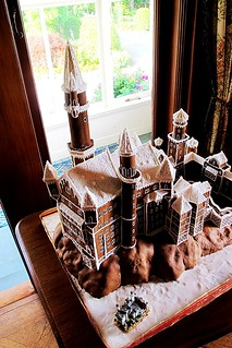 Gingerbread Schloss