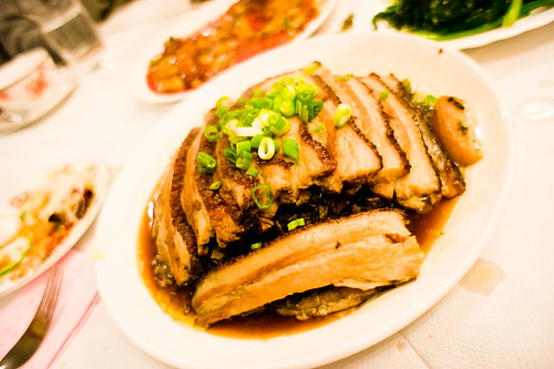 Chinese's Fatty Pork in sour sauce