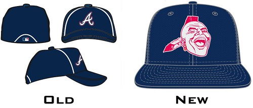 eb5b2aa19a9 Last year the Braves conspicuously avoided using their
