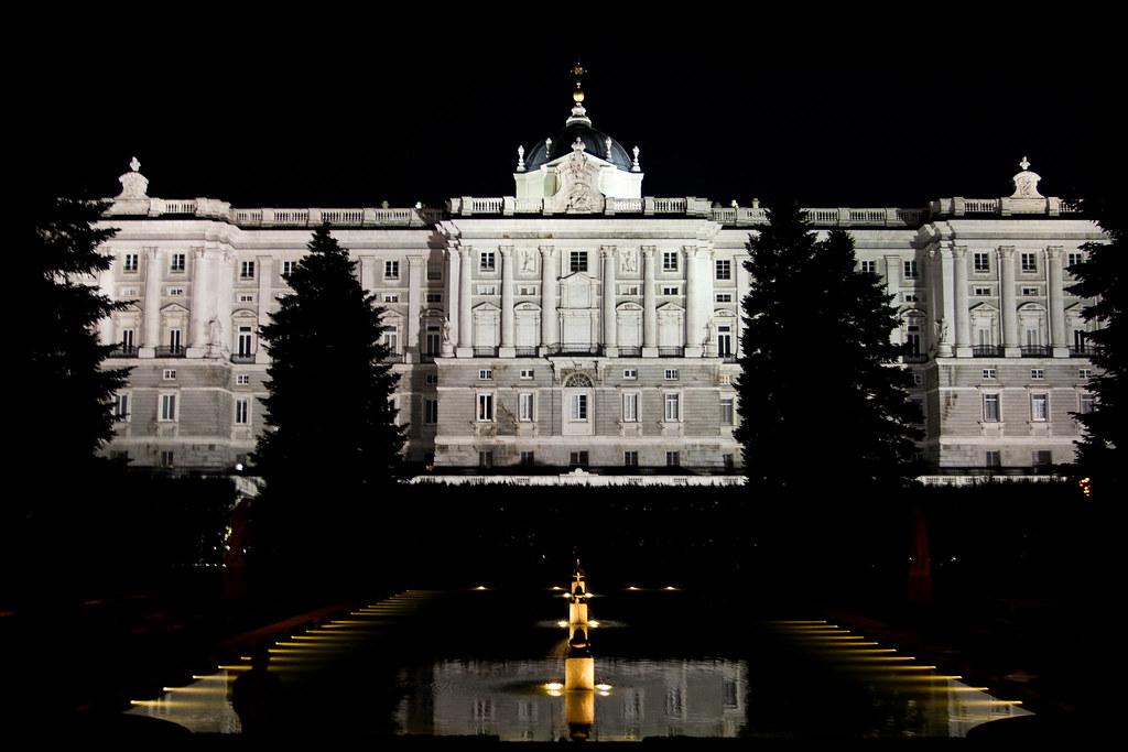 Palácio Real, Madri - Espanha