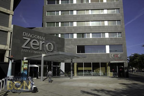 Hotel Diagonal Zero, Barcelona