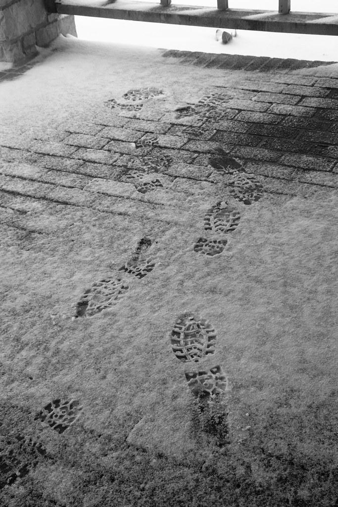 foorprints
