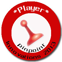 PinPoint Player Badge
