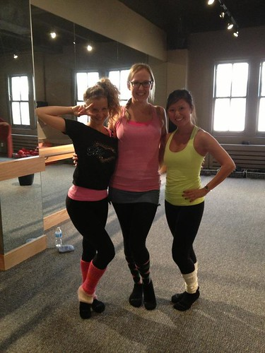 Pure Barre NYC 80s Class