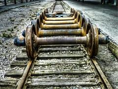 railroad wheels 1-2