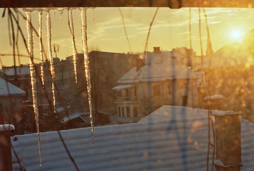 Hello winter & Goodbye 2012! by Katarina Ribnikar