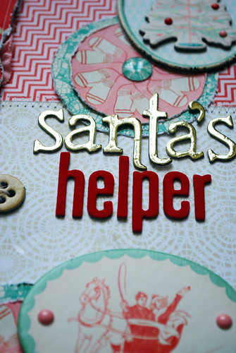 Santas Helper Close Up 2