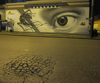 Roadart in Athens
