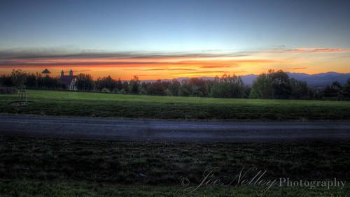sunset newzealand photography masterton lansdowne tararua canonefs1855mmf3556is absolutelystunningscapes joenelley