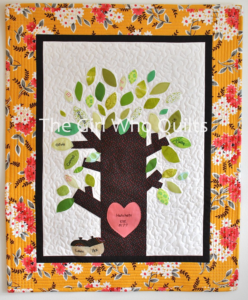Family Tree Quilt