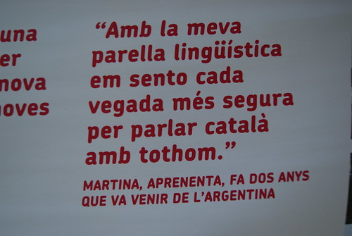 Avancem amb el català