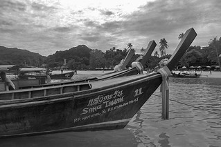 Phi Phi Islands - Boats