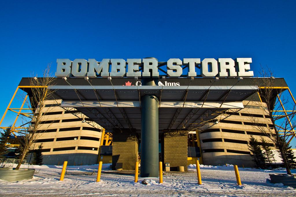 Bomber Store