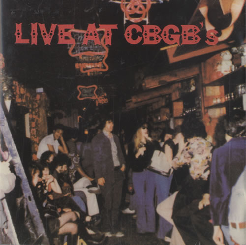 Live at CBGB Vol. 1 LP (1976)