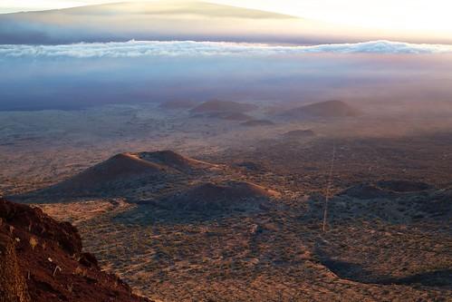 sunset cloud mountain landscape hawaii 365