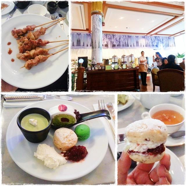 High Tea Buffet @ Imperial Queen's Park