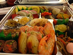 Osechiryori - New year's Japanese feast