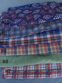 Vintage Fabrics #2