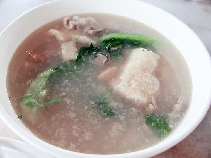 Chuan Xin Abalone Noodles soup