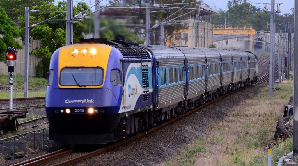 Countrylink - Sydney Xpt by Shawn Stutsel