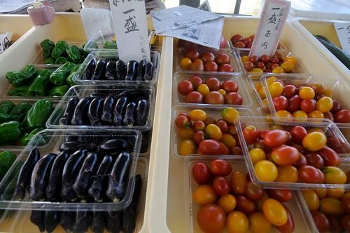 20120824-高山朝市 - Farmers Market