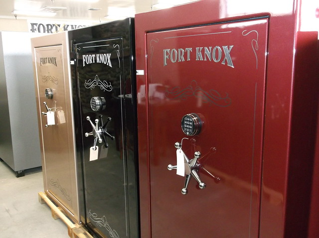 Fort Knox gun safe will not open!(Update OPEN! page 6 ...