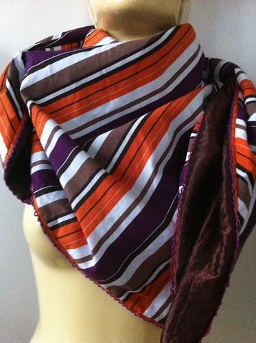 Punt shawl