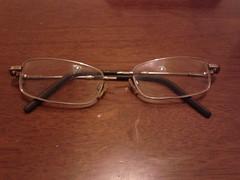 Broken glasses 1