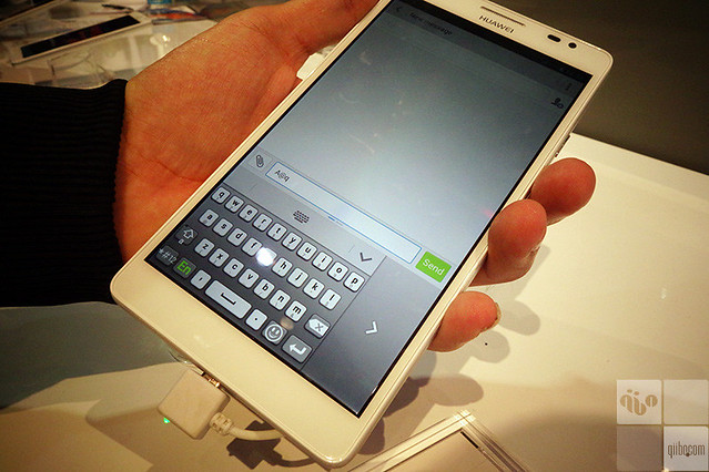 - Hands on: Huawei Ascend Mate