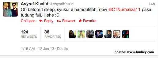 Asyraf Khalid Twitter